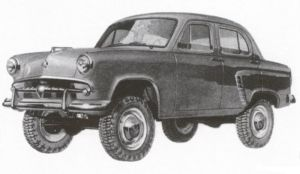 Moskvich 410